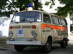 Type 2 Ambulance
