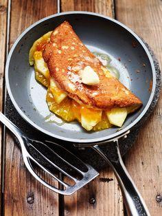 foam omelette