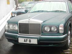 Found this Rolls Royce in Byker.