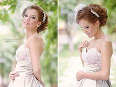 Silk taffeta VIP wedding dress. $1,399.00, via Etsy.