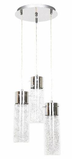 Φωτιστικό οροφής 3146/3S (Μήκος: 30 Βάθος: 30 Ύψος: 120)  - 136.00 Lamp, Decor, Lighting, Home Decor