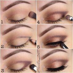 - my inspiration - make up - Fashion and beauty. - my inspiration - make up - Sezin Çakmak Fashion and beauty. - my inspiration - make up and beauty. - my inspiration - make up and beauty. - my inspiration - make up [ [ Eye Makeup Tips, Makeup Inspo, Makeup Ideas, Mac Makeup, Makeup Inspiration, Makeup Eyeshadow, How To Makeup, Easy Eye Makeup, Eyeshadows