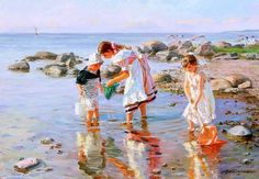 Painting by Alexander Averin