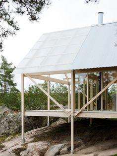 Wo Dancing Queen entstand - Ferienhaus auf der schwedischen Insel Viggsö