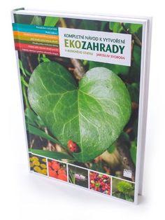 Kniha EKOZAHRADY Jaroslav Svoboda