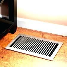 Floor Vent Deflector Floor Register Deflector Air Deflector With