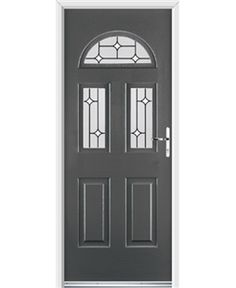 The Ultimate Tennessee Composite Door by Rockdoor, prices inclusive of fitting. Call 0800 955 0898 to find out Composite Door, Exterior Doors, Candle Sconces, Slate, Tennessee, Tall Cabinet Storage, Wall Lights, Mirror, Grey