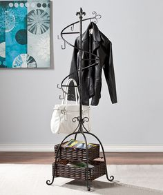 Look at this Spiral Accessory Tree on #zulily today!