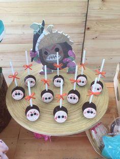 LeroLerito's Birthday / Moana - Photo Gallery at Catch My Party Moana Theme Birthday, Moana Themed Party, Moana Party, Luau Birthday, Birthday Treats, 4th Birthday Parties, Hawaiian Luau Party, Tropical Party, Moana Bebe
