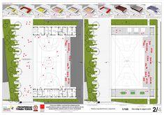Galería de Primer Lugar en Concurso del Escenario Deportivo de Nuevo Gramalote / Colombia - 13 Photoshop, Pageants, First Place, Colombia, Sports, Places, Athlete