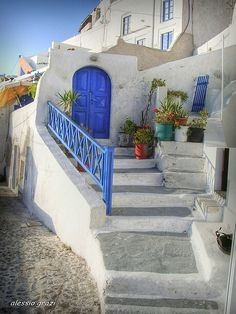 Fira, Santorini, Greece