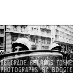 Belgrade Belongs to Me | powerHouse Books