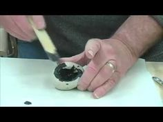 Inlaying Colored Clay Decoration into Handbuilt Vessels - MITCH LYONS - YouTube