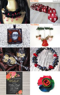 Happy New Year !!! by Gabbie on Etsy--Pinned with TreasuryPin.com
