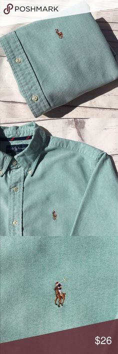 Scene branded button up shirt e. Casual Button Down Shirts, Casual Shirts, Button Up Shirts, Ralph Lauren Denim Shirt, Polo Ralph Lauren, Military Police, Shirt Sale, Polo Shirts, Twine
