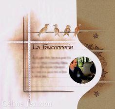 Animatrice AZZA - Scrap Eden De Celine JEANSON: Mes Pages