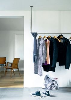 love this clothes rail