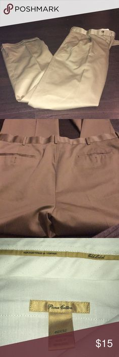 Rountree and Yourke Men's Pants Great Condition! 40x32 Roundtree & Yorke Pants