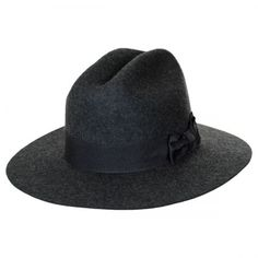 Brixton Hats Tara Wool Felt Fedora Hat Fedoras c085d013f48