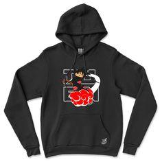 Goku x Itachi Limited Edition Hoodie Pre-Order - 3XL