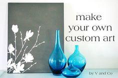 DIY - Custom Art