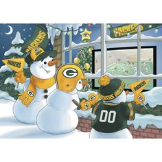 Packer Christmas