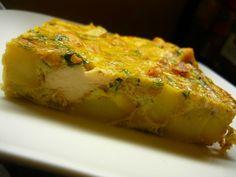 tajine tunisian food...ive gotten pretty good at making this one already