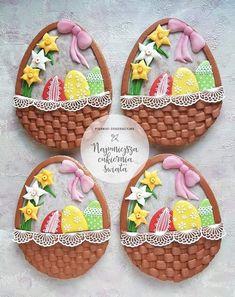 Easter Cookies, Easter Treats, Fun Cookies, Cupcake Cookies, Cupcakes, Sugar Cookies, Onesie Cookies, Best Holiday Cookies, Christmas Cookies