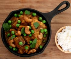 Receita: Curry de peixe