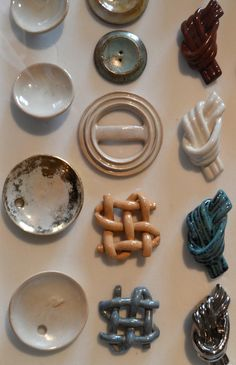 Lucie Rie buttons