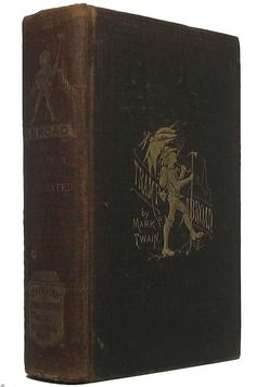 A Tramp Abroad.  TWAIN, Mark.  Published by American Publishing Company, New York (1880)
