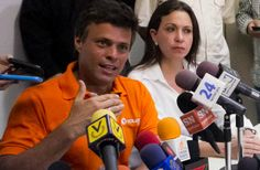 ANALISTA INTERNACIONAL: RESPONSABLES DE LA VIOLENCIA EN CARACAS SON MARÍA CORINA Y LEOPOLDO LÓPEZ