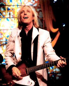 Tom Petty in a moment of transcendence