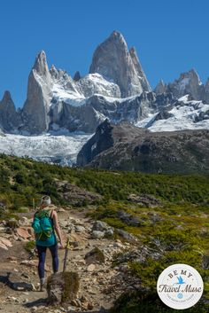 A guide to hiking and trekking in Torres Del Paine National Park in Chile. 14 things that you should know before you travel to Patagonia. || Be My Travel Muse - Solo Female Travel Adventure Blog