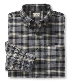Men's Wicked Good Flannel Shirt, Traditional Fit at L. Best Flannel Shirts, Mens Flannel Shirt, Men's Shirts And Tops, Casual Shirts, Flannel Fashion, Flannel Style, Buffalo Shirt, Picnic Outfits, Casual Wear For Men