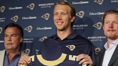 Schrager's Mock Draft: Rams