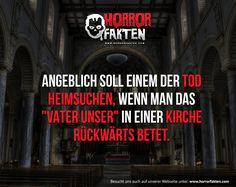 💀💬 Nicht versuchen! Paranormal, Old Best Friends, Funny Horror, Wow Facts, Humor, Creepypasta, True Stories, Quotations, Scary