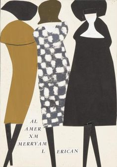 Modeconnect.com - Lora Lamm, La Rinascente 1959