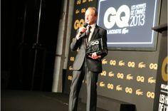 Bertrand Delanoë (homme politique de l'année) GQ célèbre ses Hommes de l'année 2013