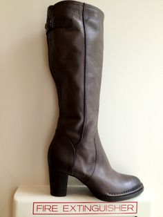 women's boot | LOVE THESE!! wayyyyy too much heel though