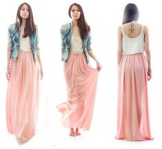 Kareena Kapoor Style Long Ethnic Skirt