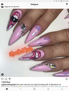 beautiful nails from instagram