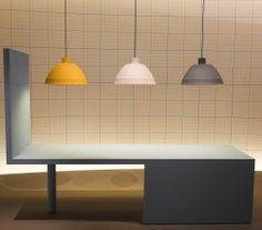 Fontana Arte   Contemporary pendant Lights   2014 Frankfurt Light & Building exhibition @Luxologie #LB14