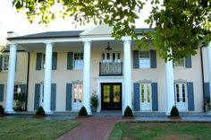 Ole Miss Kappa Kappa Gamma House - Home sweet home!