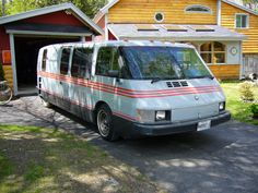1988 Vixen RV - Vixen RV Motorhomes