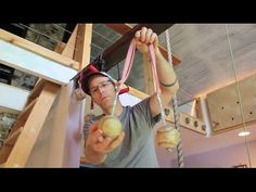 This DIY workout room is a combination influence from rock climbing to gymnastics to Crossfit to bodyweight training. I made the video after being…