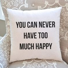 Canvas Pillow Home Decor Lake Home Happy by JoaniesFavoriteThing $34   https://www.etsy.com/listing/229790510/canvas-pillow-home-decor-lake-home-happy?ref=shop_home_active_11