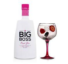 BIG BOSS pink gin PD