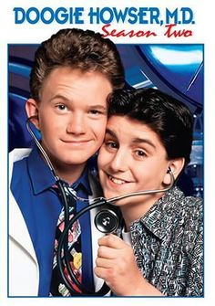 Doogie Howser, MD, I loved this show with an exceedingly young Neil Patrick Harris as a child genius. 80 Tv Shows, Drama Tv Shows, Old Shows, Great Tv Shows, Emission Tv, Mejores Series Tv, Plus Tv, 80s Kids, Film Serie