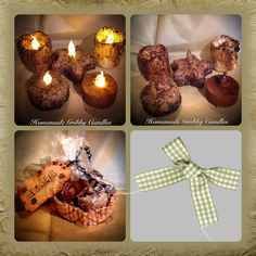 Grubby candles